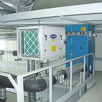 air handling unit  CLESTRA CLEANROOM