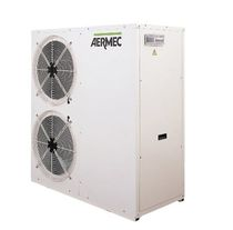 air/water air source heat pump HE AERMEC