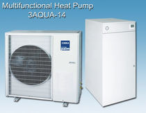 air/water air source heat pump 3AQUA-14 SPLIT ALL IN ONE Palm Air Conditioning & Equipment Co.,Ltd