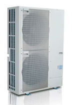 air/water air source heat pump RB-PAC ENTHALPIE - Etao group 