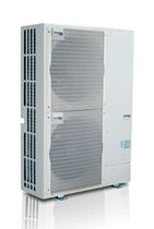 air/water air source heat pump HR-PAC ENTHALPIE - Etao group 