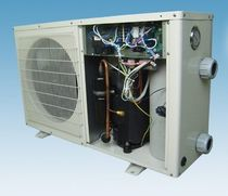 air/water air source heat pump (for swimming pool) RJ-120R Palm Air Conditioning & Equipment Co.,Ltd