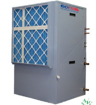 air/water air source heat pump DC(0) boreal energy