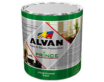 alkyd paint for interior and exterior (for wood and metal) PRINCE ALVAN PAINT
