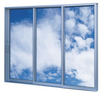 aluminium and glass sliding door SERIES 5820 Arcadia, Inc.