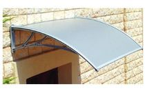 aluminium canopy for doors and windows  Ewins