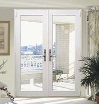 aluminium casement french window NX-8910 - 3-1/4  ALCOA ARCHITECTURAL PRODUCTS