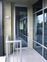 aluminium casement patio door 2000T TERRACE DOORS Kawneer