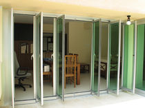 aluminium casement patio door  Decorille Pte