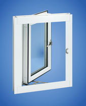 aluminium casement window YOW 225 TUH YKK AP
