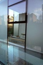 aluminium double glazed awning window PUREGLAZE™ Cantifix Architectural Glazing