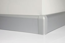 aluminium electrical skirting board METAL LINE 97/8 PROFILPAS