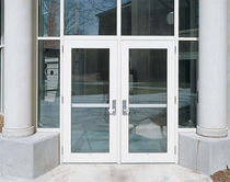 aluminium entrance door for commercial buildings 190/350/500 STANDARD ENTRANCES ALCOA ARCHITECTURAL PRODUCTS
