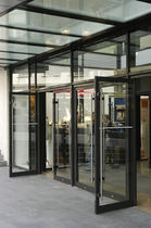 aluminium entrance door for commercial buildings K190 ALCOA ARCHITECTURAL PRODUCTS