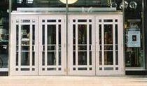 aluminium entrance door for commercial buildings 500HD HEAVY DUTY CMI Architectural Products, Inc.