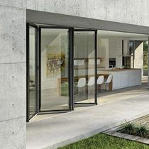 aluminium folding patio door SL82  NanaWall