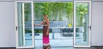 aluminium folding patio door VSW65  NanaWall