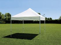 aluminium gazebo (canvas covering) SPIDER PLUS Frama spa