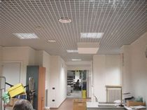 "aluminium grid panel for suspended ceiling COKI-U ""TRADIZIONALE"" METALSCREEN"