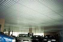 "aluminium grid panel for suspended ceiling COKI-U ""APPOGGIO"" METALSCREEN"