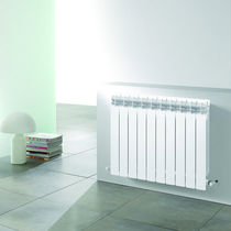 aluminium horizontal hot-water radiator SUPERJET RAGALL