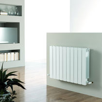 aluminium horizontal hot-water radiator SIRIUS RAGALL