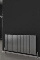aluminium horizontal hot-water radiator ENZO REINA DESIGN