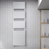 aluminium hot-water towel radiator RIGONE by Stefano Ragaini AD hoc