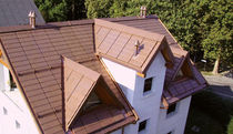 aluminium roofing plate LARES&reg; CLASSIC MAZZONETTO