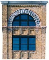 aluminium sash window for commercial buildings  2700 CLASSIC VIEW CMI Architectural Products, Inc.