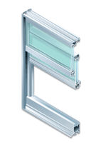 aluminium sash window for commercial buildings 5100 SERIES Oldcastle BuildingEnvelope