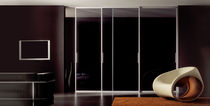 aluminium sliding door LUNA by Massimo Cavana  Res Italia