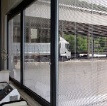 aluminium sliding patio door  S.T. VETRERIA SOMBRA DO SOL TM