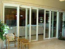 aluminium sliding patio door PLATINUM Panda Windows & Doors