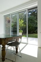 aluminium sliding patio door  Domal