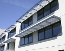 aluminium solar shading BS100 AUTOGYRE