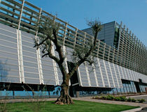aluminium solar shading FRS ALUK GROUP