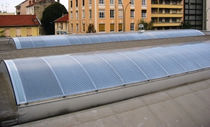 aluminium solar shading SUNSHADE SCREEN ECODIS