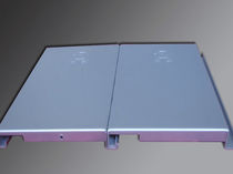 aluminium suspended ceiling JZY001 Jinzhu Aluminium Industry
