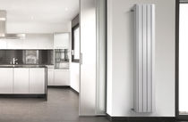 aluminium vertical hot-water radiator EARTH HOX