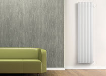 aluminium vertical hot-water radiator LAYER HOX