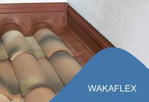 angle roof flashing WAKAFLEX® MONIER