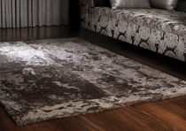 animal skin rug CURLY DE DIMORA