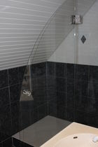 anti-corrosion glass panel (for showers) SERISTAL SHOWERGUARD Macocco