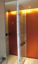 anti-corrosion glass panel (for showers)  JSM Limited