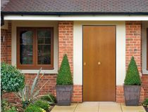 anti-intrusion security door CLASSIC IMECA