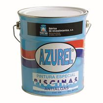 antibacterial decorative acrylic paint for interior AZUREL IBERSA PINTURAS