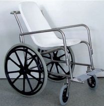 armchair with casters for healthcare facilities  SOMETHY
