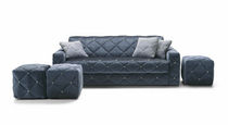 Art deco design sofa bed DOUGLAS by Elena  Viganò Milano Bedding