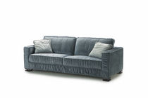 Art deco design sofa bed GARRISON by Elena Vigan&ograve; Milano Bedding